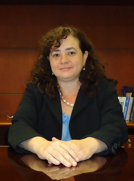 Dr. Claudia Paz y Paz: Organized Crime and Corruption in Central America
