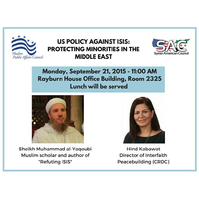 U.S. Policy against ISIS: Minorities in the Middle East